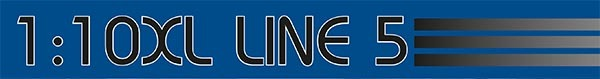 1 : 10 XL LINE 5