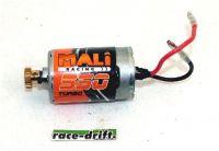 1006500 Motor Brushed 550 Turbo m. Zahnrad MALI RACING