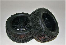 L323-02 FR03B15 Chassis Reifen Hinten 2 Stück Monster Truck