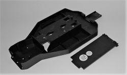 L303-04 FR03 (ABC) Chassisplatte mit Batteriedeckel  L303-07