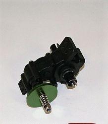 L303-13 ,14 ,16, 30 ,40, FR03 (ABC)Chassis Differenzial komplett zusammengebaut