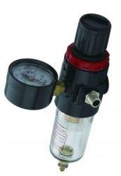 Regulierungsventil Druckregler Wasserabscheider Fengda AFR2000B für Kompressor, max. 7 bar