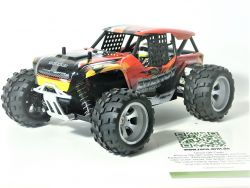 WL18405 MT670 Monstertruck 1:18  mit 2,4 GHz Allradantrieb 4 WD