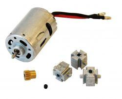 6554 Crawler Conversion Kit Motor Ritzel Difff Sperre