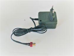 6333-1 Steckerladegerät LIFE Akku mit T-Stecker 6,4V  -350 mAh