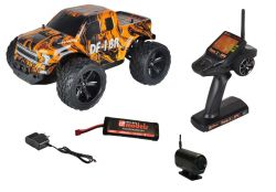 DF-1 BR - EcoLine Monster Truck - 4WD - RTR - FPV-Edition 3082