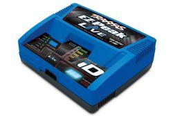 EZ-PEAK LIVE BIS 12-AMP NIMH/LIPO BIS 4S, SCHNELL-LADER TRAXXAS EU-VERSION (MIT ID AKKU-ERKENNUNG)