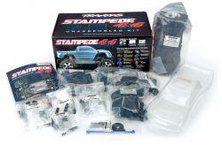 TRAXXAS STAMPEDE 4X4 KIT INKL. FERNSTEUERUNG & ELEKTRONIK 1/10 4WD MONSTER TRUCK KIT