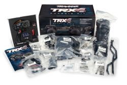 TRAXXAS TRX-4 4X4 KIT (BAUSATZ) OHNE AKKU/LADER/KARO 1/10 4WD SCALE-CRAWLER BRUSHED (INKLUSIVE ELEKTRONIK)