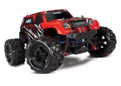 LATRAX TETON 4X4 ROTX RTR +12V-LADER+AKKU 1/18 4WD MONSTER TRUCK BRUSHED