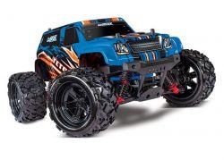LATRAX TETON 4X4 BLAUX RTR +12V-LADER+AKKU 1/18 4WD MONSTER TRUCK BRUSHED