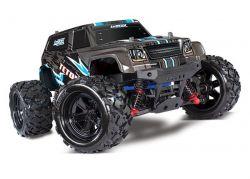 LATRAX TETON 4X4 SCHWARZ RTR +12V-LADER+AKKU 1/18 4WD MONSTER TRUCK BRUSHED
