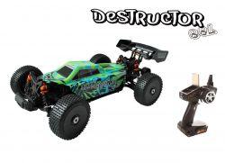 Destructor BBL - 1:8 Buggy brushless Artikel-Nr.: 3183